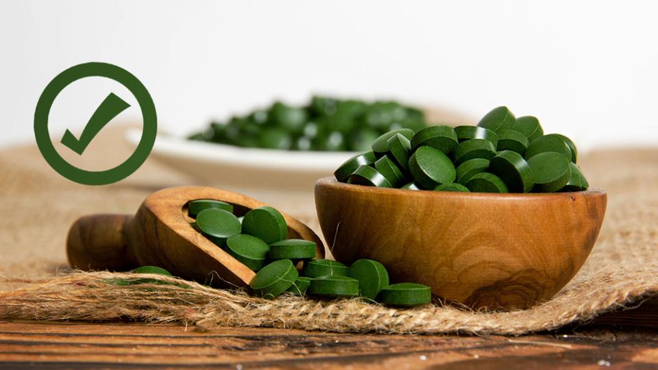5 motivos para comprar a verdadeira Chlorella de Taiwan