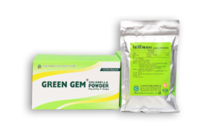 Green Gem Chlorella Pó
