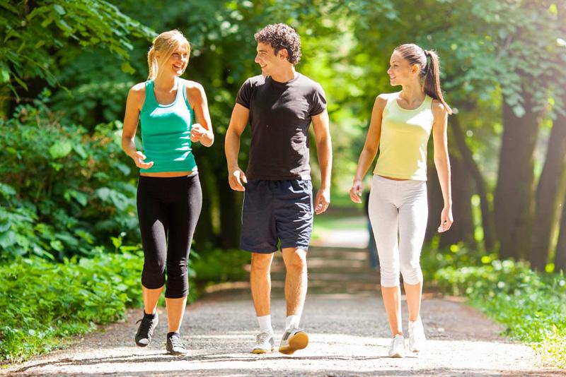 melhorar a disposição física e mental