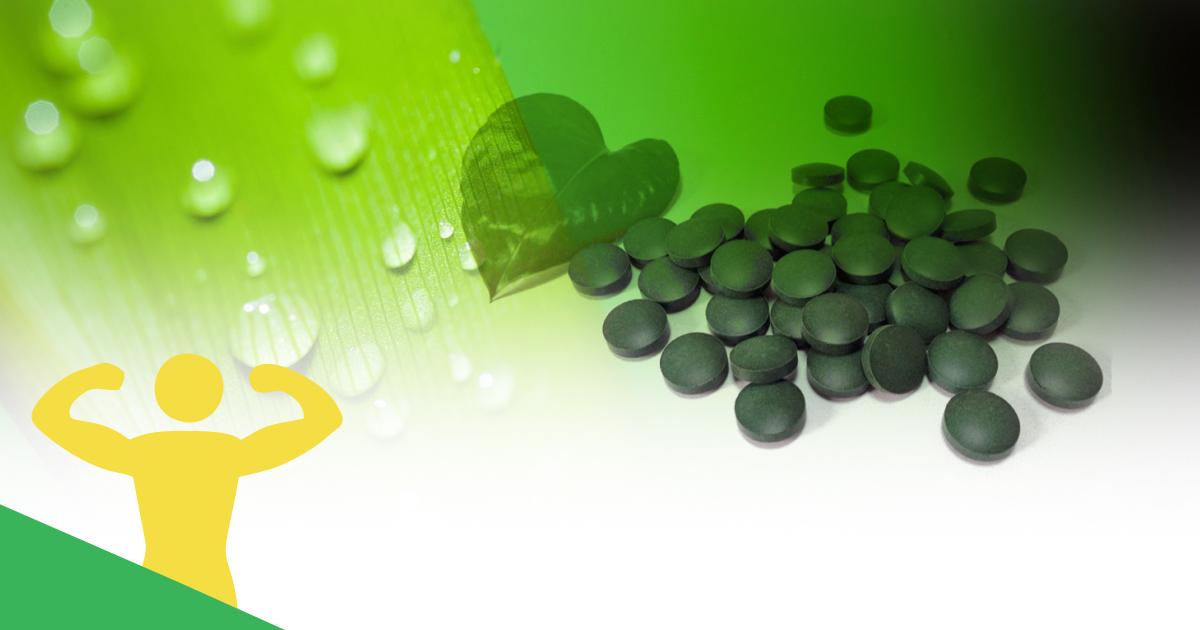 green gem chlorella zn