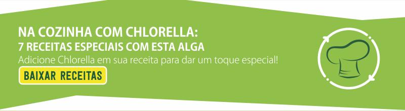 Receitas com Chlorella