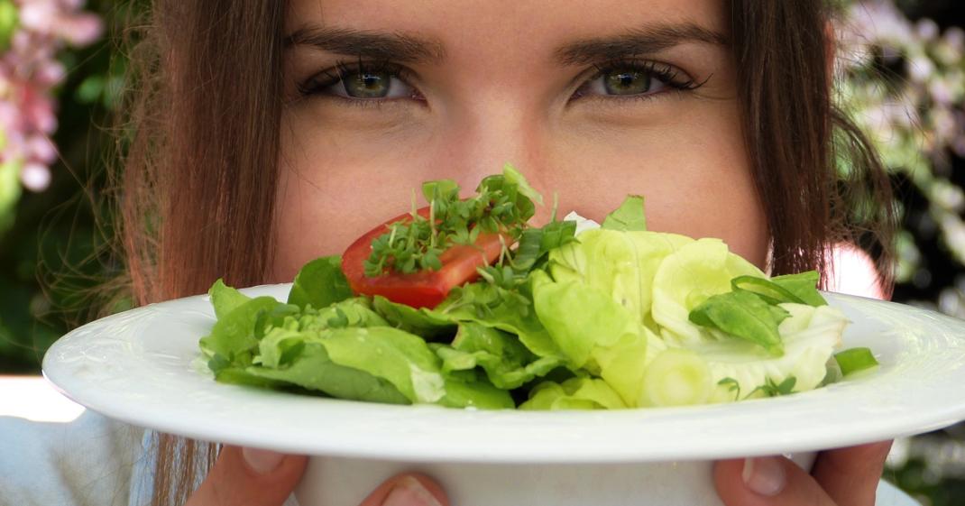 Chlorella para vegetarianos