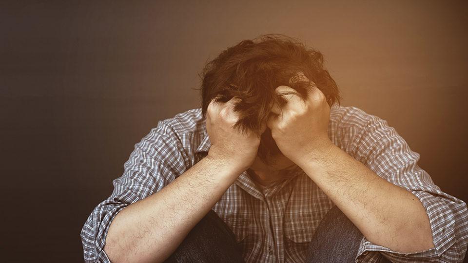 Sintomas de ansiedade e depressão