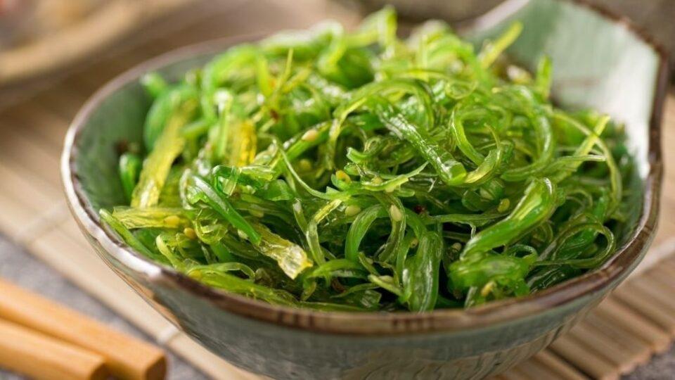 Por que consumir algas?